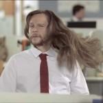 女性用のシャンプを使った男性の髪がサラッサラッになってしまうお馬鹿CM