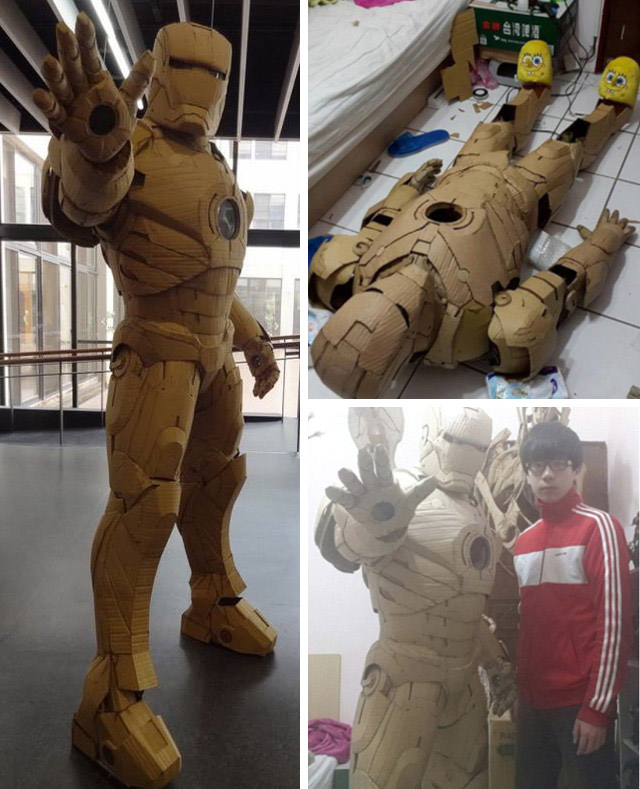 Guy-Builds-Full-Set-Of-Iron-Man-Armor-Out-Of
