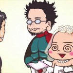 「オタク四天王」の一人と呼ばれる映画監督と結婚した漫画家の奇妙な日常を描いたアニメーション