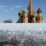 あら、こうなってたのね 世界の観光名所を周りの風景と合わせて撮影した写真集