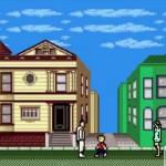 映画「フォレスト・ガンプ/一期一会」を8bitゲーム風に再現したショートアニメ