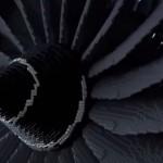 ロールス・ロイスが本気出した! LEGOで作られたジェットエンジン