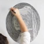 「渦巻き」だけで有名な絵画を再現する稀代の天才アーティスト