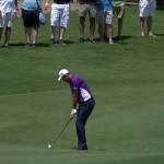 【選手に同情したくなる】観客も驚くゴルフの大会で起きた不運なスーパーショット