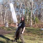 ファンタジーの世界に登場する剣を作り続けるおっちゃん