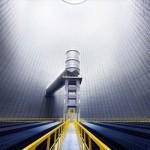 巨大な無機質に潜む魔力 普段は見れない発電所の内部