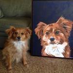【画像13枚】愛してやまないペットの「肖像画」写真集