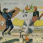 1910年に「2000年はこうなるのではないか?」と予想されたイラスト集