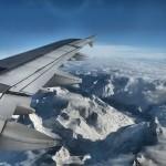 【画像39枚】飛行機の窓から撮影された素晴らしい景色