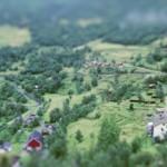 大自然がジオラマのように ノルウェーの風景をミニチュア風のタイムプラス映像で