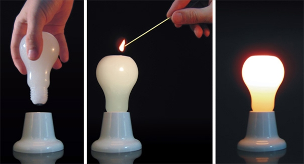 一風変わった「火」の楽しみ方 クリエイティブを刺激するデザインのロウソク19選
